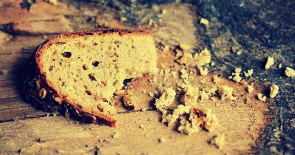 Ein Stückchen Brot